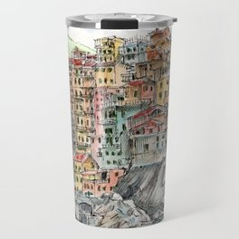 Manarola, Travel Mug