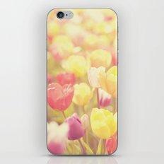 life isn't a tiptoe through the tulips ... iPhone & iPod Skin