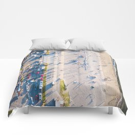 Alki Beach Comforters