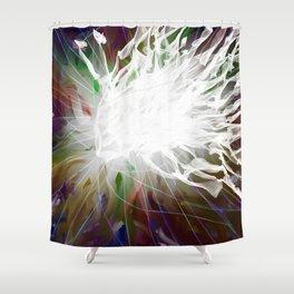 LeoFish Shower Curtain