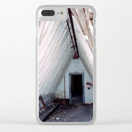 In the Attic Clear iPhone Case