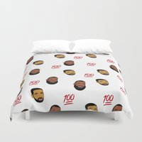 the 100 Duvet Covers featuring 100 by Gone