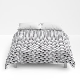 Cubic Perspective Comforters