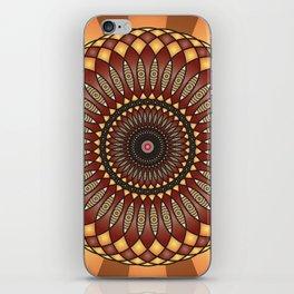 Inspiration Mandala - מנדלה השראה iPhone Skin