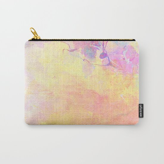 Abstract Texture 08 Carry-All Pouch
