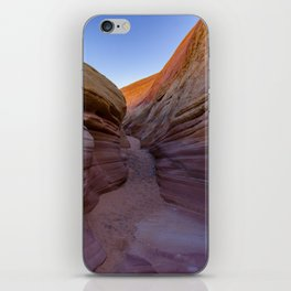 Colorful Canyon- 2, Valley of Fire State Park, Nevada iPhone Skin