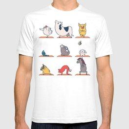 Vegan Yoga T-shirt