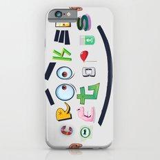 Smiling Octopus iPhone 6s Slim Case