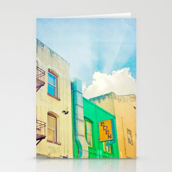 SF Tops 2 Stationery Cards