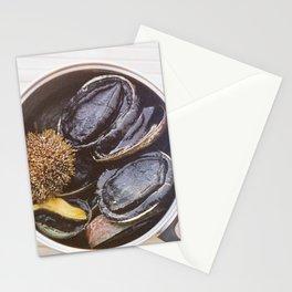 Paua and Kina (Abalone and Sea Urchin) Stationery Cards