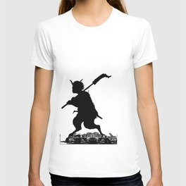 it's time to fish souls T-shirt