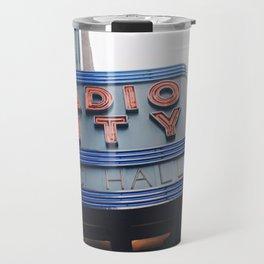 Radio City Music Hall Travel Mug