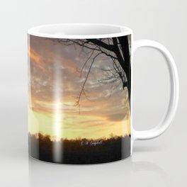 """Sundown"" Coffee Mug"