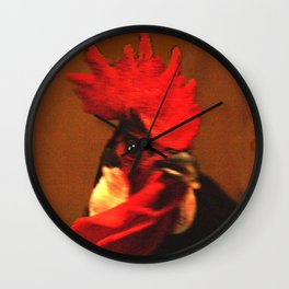 Andalusian Aggro Wall Clock