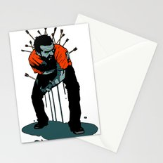 Stop Wasting Arrows And Aim For Its Head, You Damn Fools! Stationery Cards