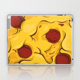 Center Piece a' Pizza Laptop & iPad Skin