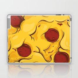 Center Piece a' Pizza Laptop & iPad Skin