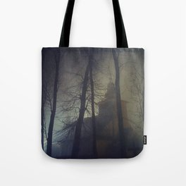 The Mysterious Night Tote Bag