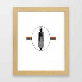 Jodie Whittaker - 13th Doctor Framed Art Print