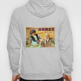The Brasserie, French vintage poster. Hoody