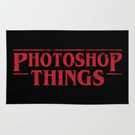 Photoshop Things Rug