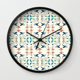 Natural rhythm Wall Clock