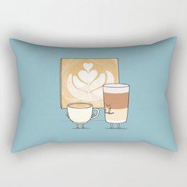 Latte art Rectangular Pillow