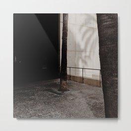 Shadow Tree 5 Metal Print