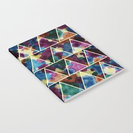 Bohemian Triangles Notebook