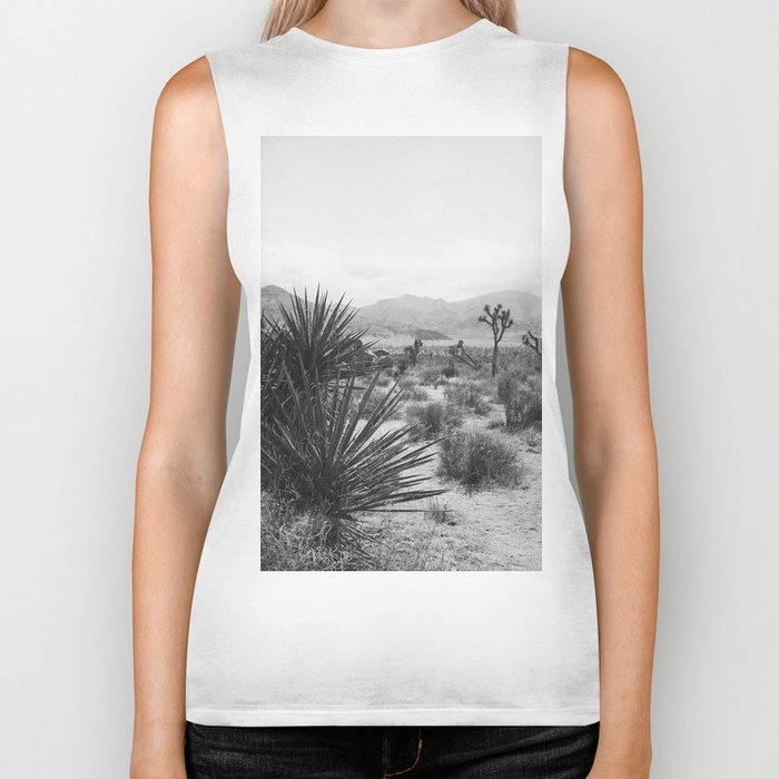 The Place to be in Joshua Tree Biker Tank