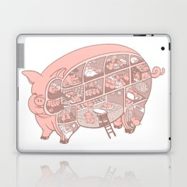 Pigtopia Laptop & iPad Skin