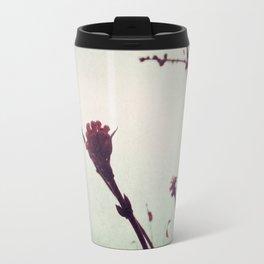 Winter Blossom I Travel Mug