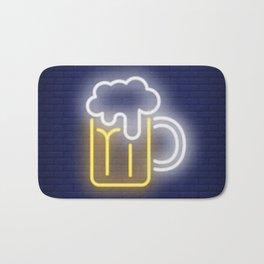 Cerveza Bath Mat