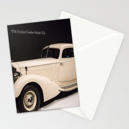 Packard 1934 Stationery Cards