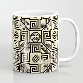 Kagome Fret Lattice. Coffee Mug