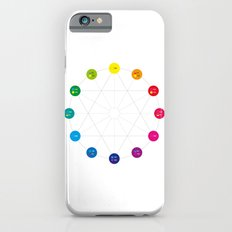 Simple Color Wheel Slim Case iPhone 6s