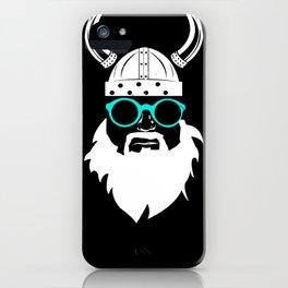Viking Nerd iPhone Case