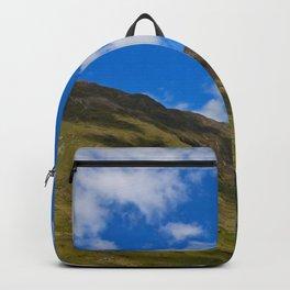 Rolling Scottish Hills Backpack
