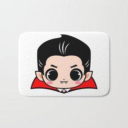 Cute Count Dracula Bath Mat