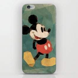 Mr. Mickey Mouse iPhone Skin