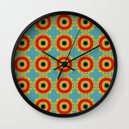 Hieracosphinx Wall Clock