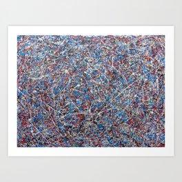 #15 Painting Art Print