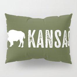 Bison: Kansas Pillow Sham