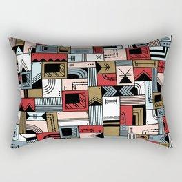 I Heard It's May Rectangular Pillow