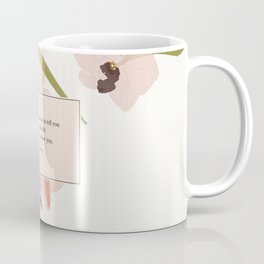 You must allow me...Mr. Darcy. Pride and Prejudice. Coffee Mug