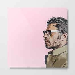 Jemaine Clement 5 Metal Print