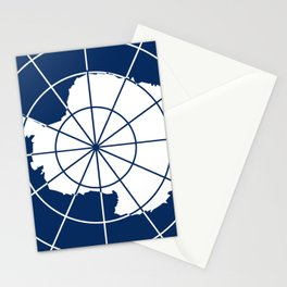 Flag of Antarctica Stationery Cards