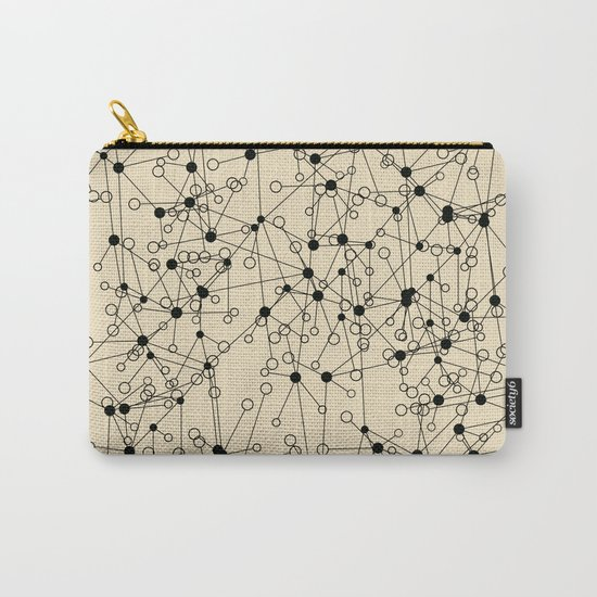 Stars sky map Carry-All Pouch