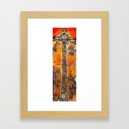 Bindu  Framed Art Print