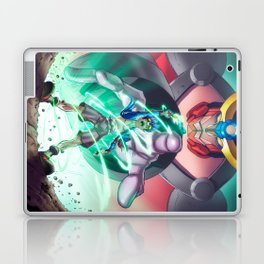 Gurren Lagann - This Drill will pierce the Heavens Laptop & iPad Skin